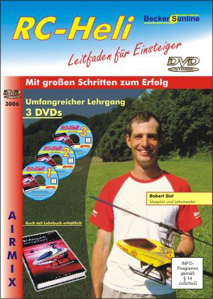 RC-Heli DVD-Set
